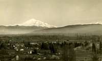 Ferndale, Washington, U.S.A. Mt. Baker