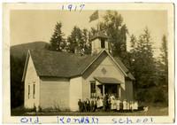 Old Kendall School, 1917
