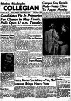 Western Washington Collegian - 1950 April 21