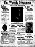 Weekly Messenger - 1922 August 17