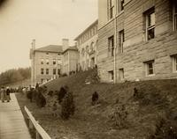 1912 Main Building: Looking North