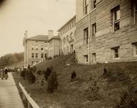 1912 Main Building: Looking North