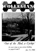 Collegian - 1960 January 15