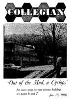 Collegian - 1960 January 15