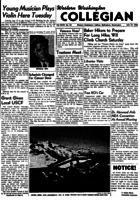 Western Washington Collegian - 1956 July 13
