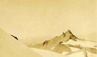 Hadley Peak at head of Skyline