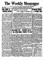 Weekly Messenger - 1919 July 24