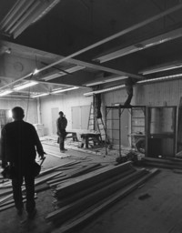 1973 Interior Construction