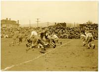 Football game (Fairhaven High School)
