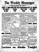 Weekly Messenger - 1923 June 22