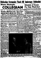 Western Washington Collegian - 1949 - May 20
