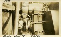 Lower Baker River dam construction 1925-09-27 Brake Unit #2