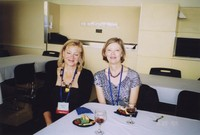 2007 Reunion--Mandy Main and Theresa (Main) Gelder