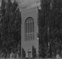 1940 Library: South Window