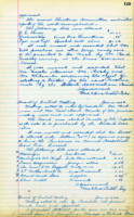AS Board Minutes - 1922 January