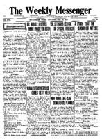 Weekly Messenger - 1918 February 16