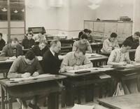 1950 Mechanical Drawing