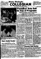 Western Washington Collegian - 1956 October 19