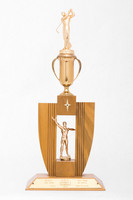 Golf (Men's) Trophy: NAIA District 1 Champions, 1959