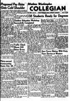 Western Washington Collegian - 1955 August 12