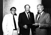 1983 Don Cole, G. Robert Ross and Caspa Harris
