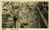 Lower Baker River dam construction 1925-03-04