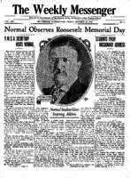 Weekly Messenger - 1919 October 31