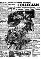 Western Washington Collegian - 1953 December 11