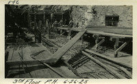 Lower Baker River dam construction 1925-06-26 3rd Floor P.H.