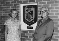 1973 Buchanan Towers: Coat of Arms