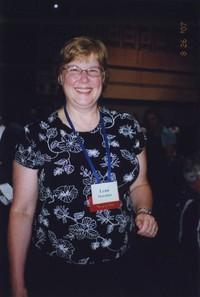 2007 Reunion--Lynn Monahan at the Banquet