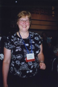 2007 Reunion--Lynn Monahan at the Banquet