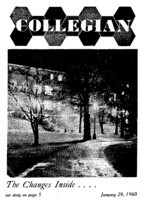Collegian - 1960 January 29