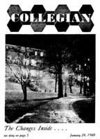 Collegian - 1960 January 29