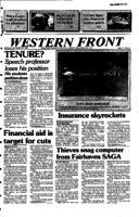 Western Front - 1985 October 25