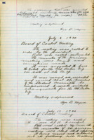 AS Board Minutes - 1920 July