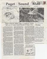 Puget Sound Mail, November 1987