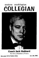 Western Washington Collegian - 1961 January 20