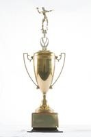 Football Trophy: Evergreen Conference Champions, 1971