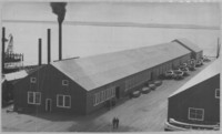 Pacific American Fisheries cannery on Bellingham Bay