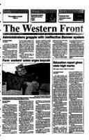 Western Front - 1991 October 11