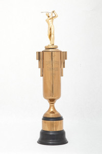 Golf (Men's) Trophy: Conference Champions, 1943
