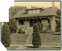 A.W. Deming house at 319 South Forest, Bellingham, Washington