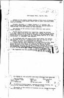 WWU Board minutes 1911 May