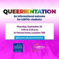 LGBTQ+ Western Queerientation IG ad