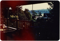 View from deck of home
