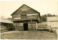 """""""Block house"""" defense structure located at Coupeville, Washington"""