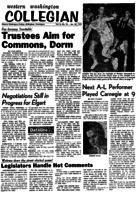 Western Washington Collegian - 1959 January 23