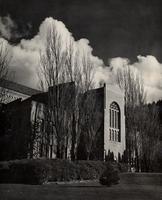 1950 Library: South Facade