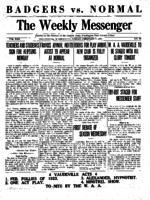 Weekly Messenger - 1923 February 9
